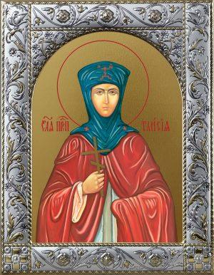 купить икону святой Таисии