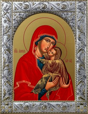 купить икону святой праведной Анны