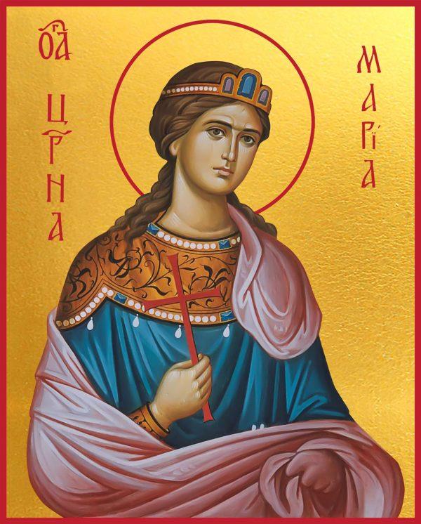 Купить икону страстотерпицы Марии