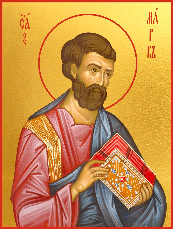 купить икону святого апостола Марка