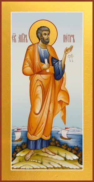 купить мерную икону святого Петра апостола