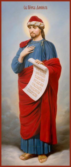 купить мерную икону святого пророка Даниила