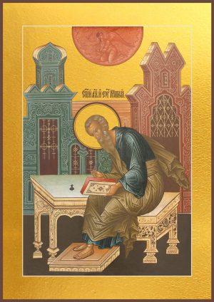 купить икону святого Матфея апостола