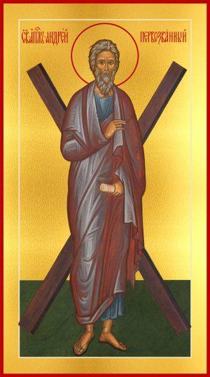 купить мерную икону Андрея Первозванного