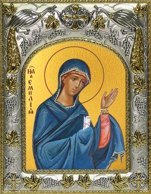 Икона Емилия Кесарийская (Каппадокийская), Эмилия