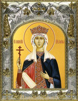 Икона Елена равноапостольная царица
