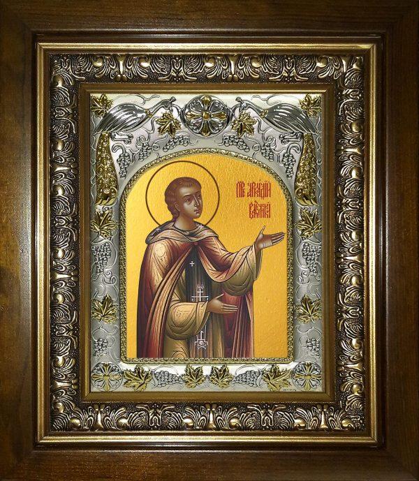 купить икону Аркадий Вяземский и Новоторжский преподобный