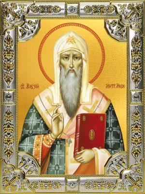 купить икону Алексий (Алексей) митрополит Московский