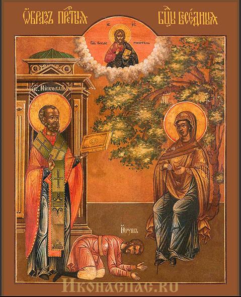 Икона Божией Матери Беседная