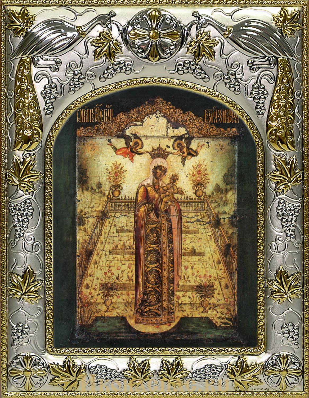 икона Божьей МатериВертоград заключенный