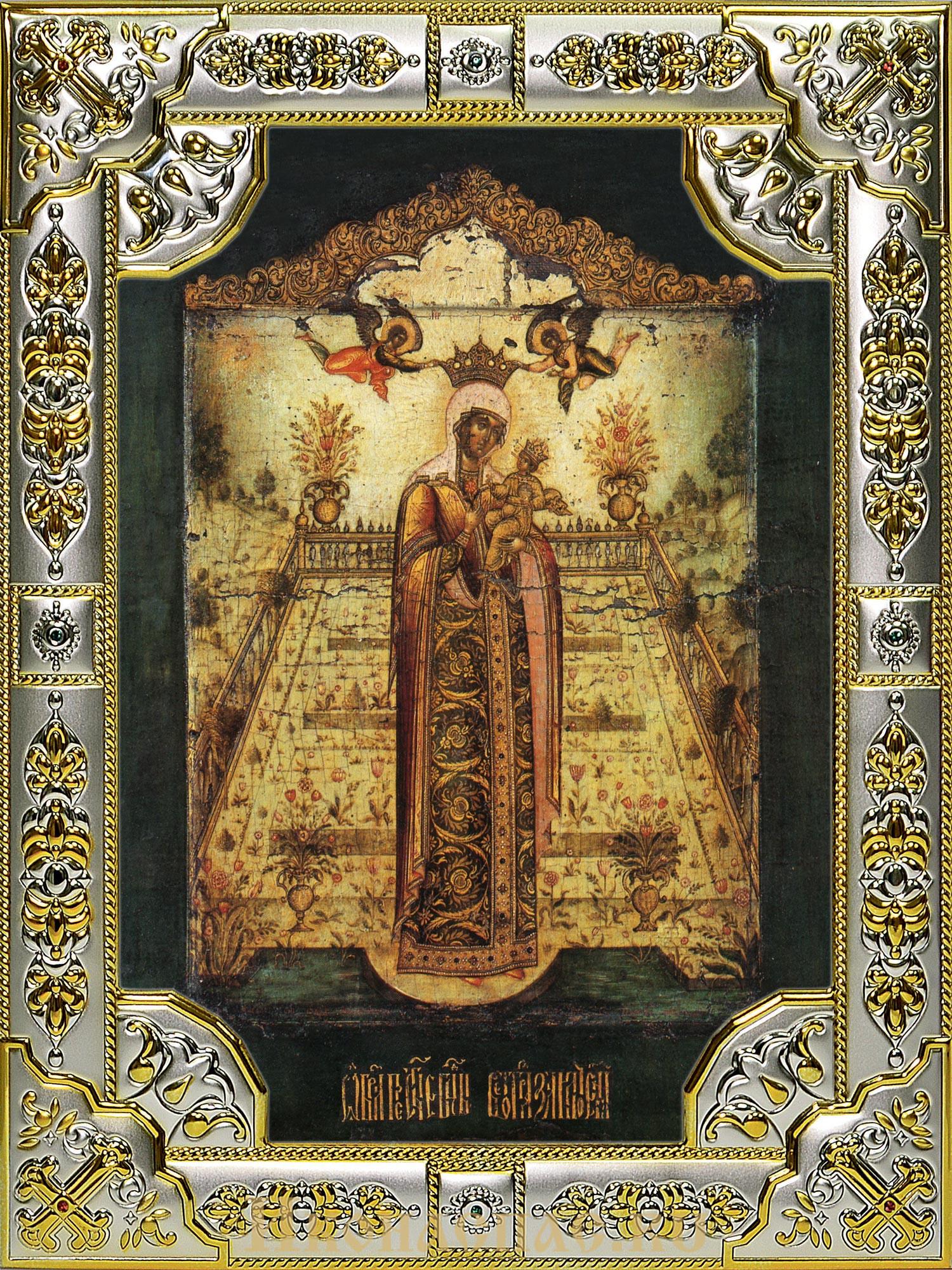 икона Божьей Матери вертоград заключенный