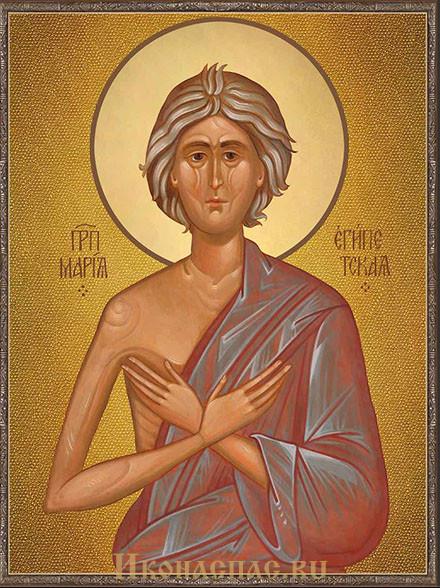 Мария Египетская преподобная