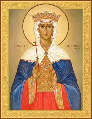 Людмила мученица, княгиня чешская