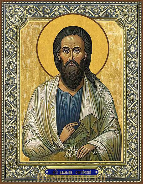 Дамиан Сирийский преподобный