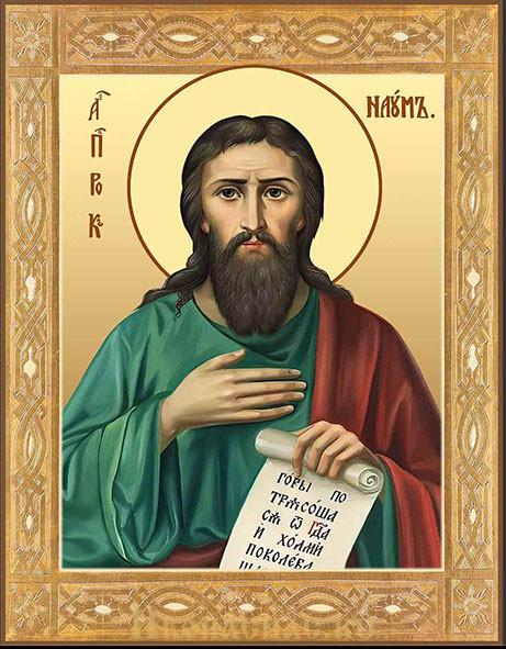 приобрести икону Наум пророк
