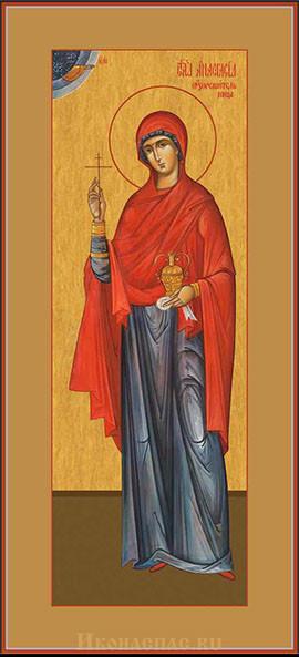 купить мерную икону Анастасия Узорешительница