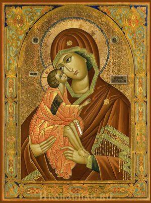 купить Донскую икону Божией Матери
