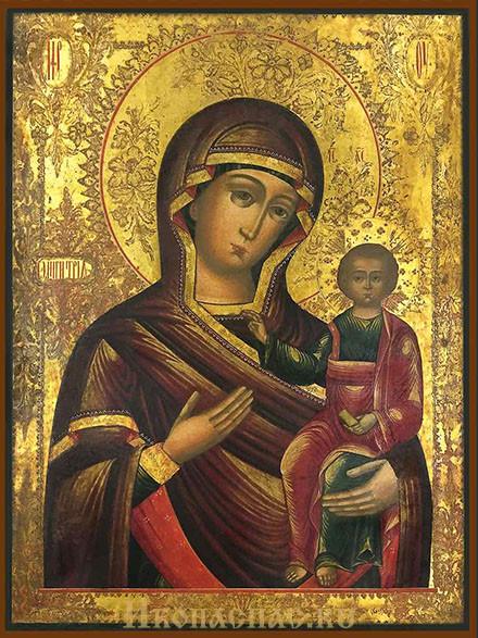 купить Божией Матери Одигитрия