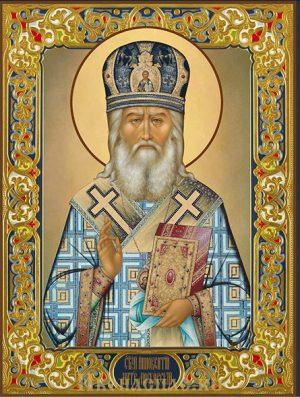 Купить икону Иннокентий Московский