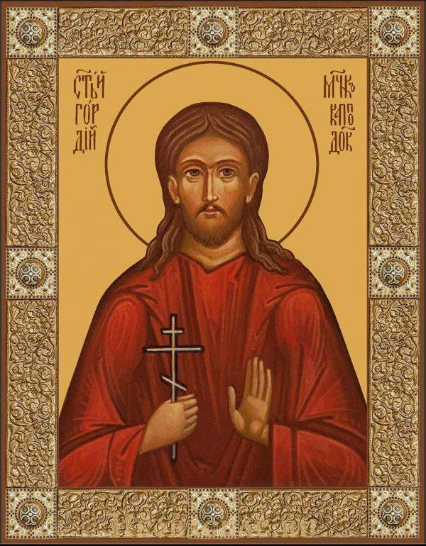 Икона Гордий Каппадокийский