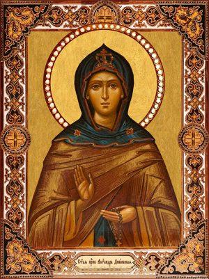 Икона Александра Дивеевская