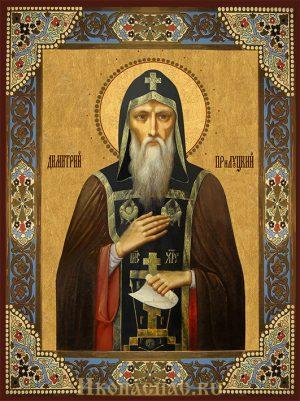 Купить икону икону Димитрий Прилуцкий