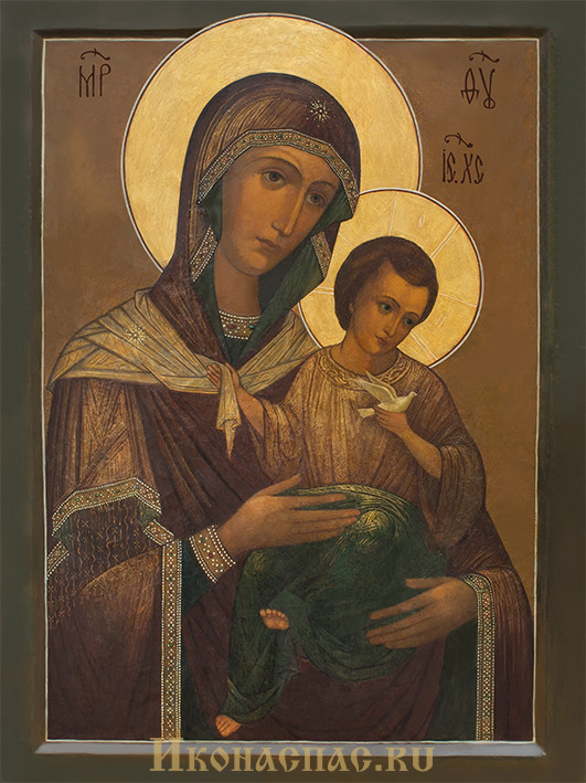 купить Цареградскую (Константинопольскую) икону Божией Матери