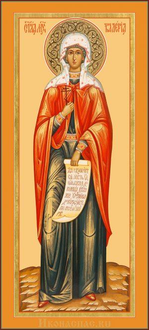 купить мерную икону Валерия Кесарийская
