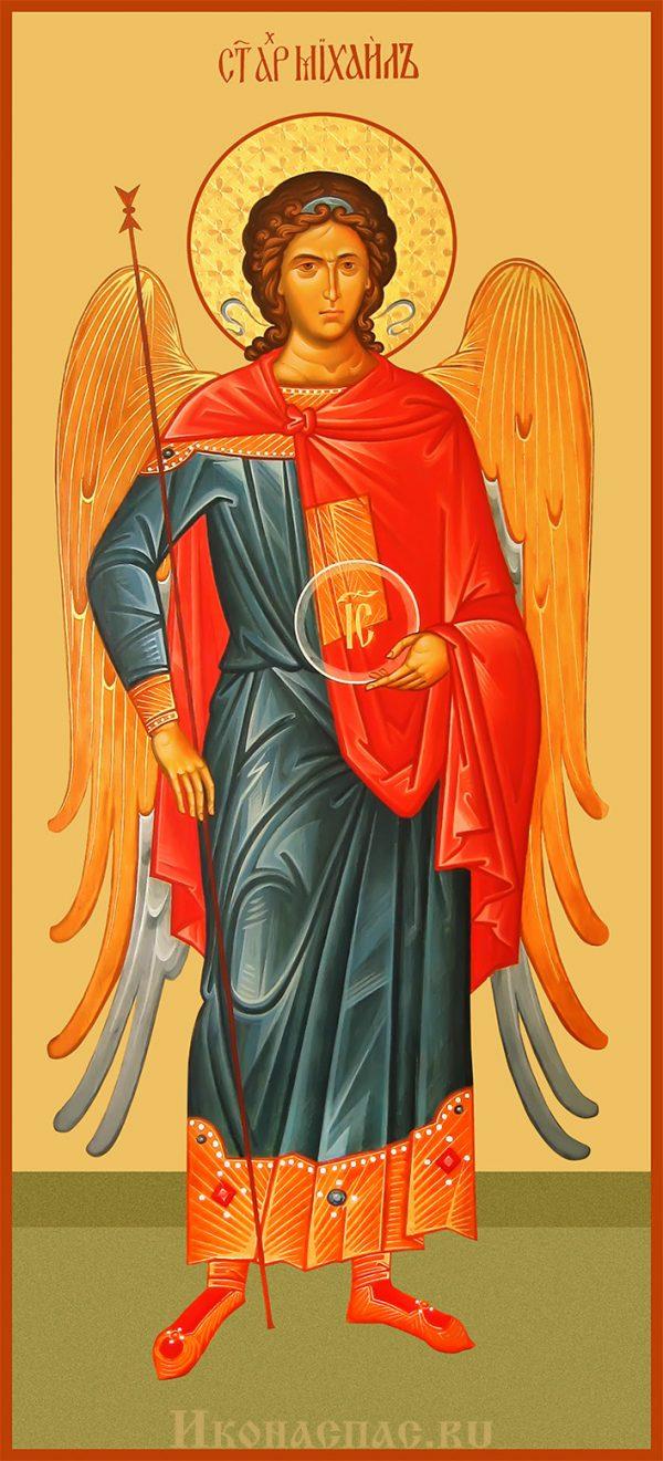 купить мерную икону Михаил Архангел