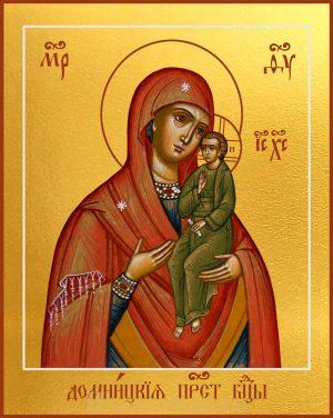купить Домницкую икону Божией Матери