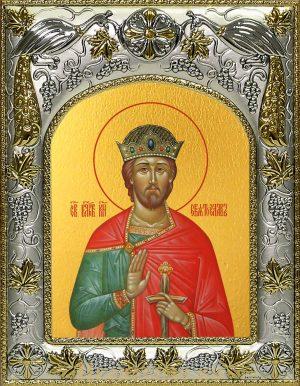 купить икону Святослав Владимирский святой князь