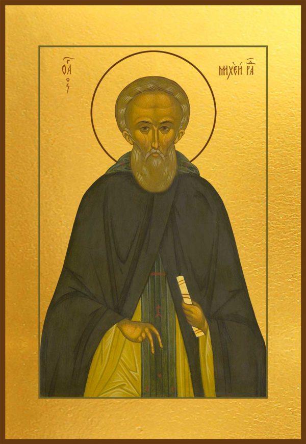 купить икону святого Михея Радонежского