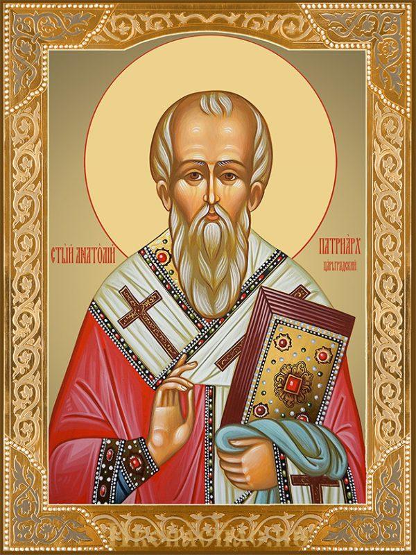 купить икону святого Анатолия
