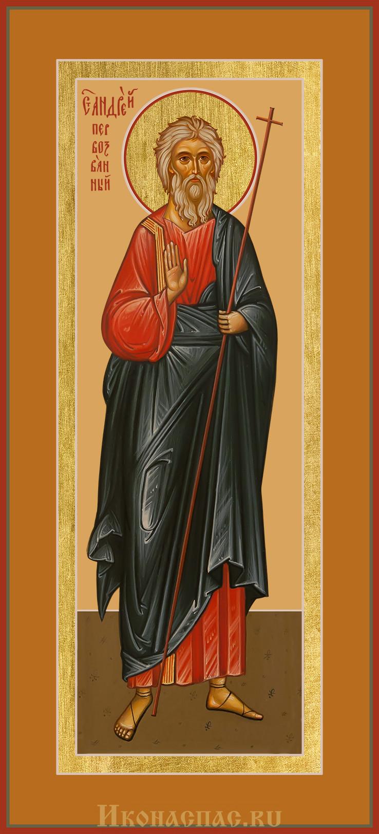 купить мерную икону Андрей Первозванный