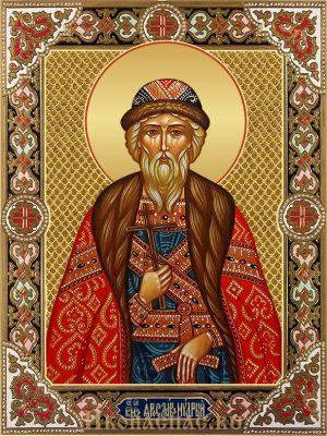 купить икону святого Ярослава Мудрого