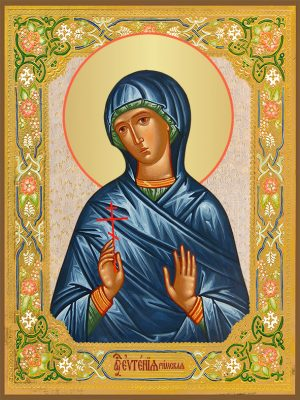 купить икону святой Евгении Римской