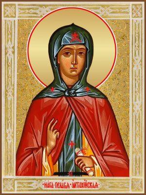купить икону святой Пелагеи Антиохийской