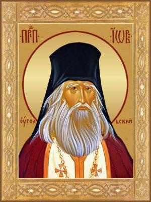 купить икону святого Иова Угольского