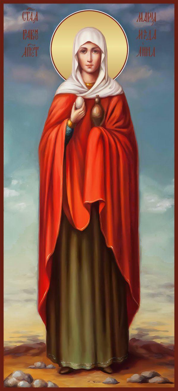 купить мерную икону святой Марии Магдалины