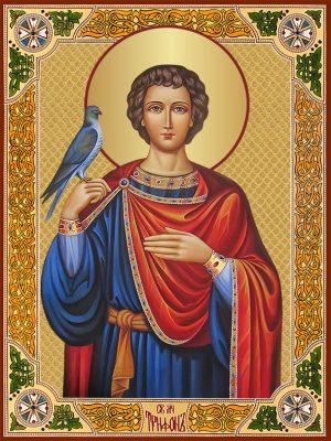 купить икону святого Трифона