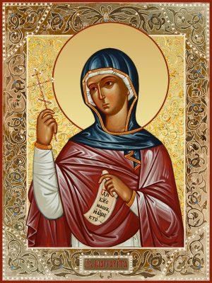 купить икону святой Маргариты Антиохийской