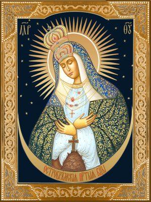 купить Остробрамская (Виленская) икона Божией Матери
