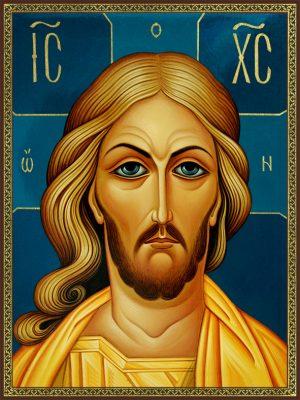 купить икону Спас Златы Власы