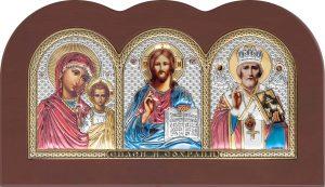 купить икону Триптих
