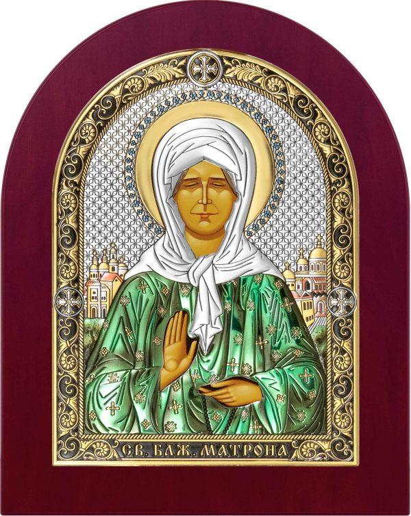купить икону святой Матрона Московская