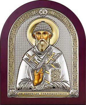 купить икону святой Спиридон Тримифунтский