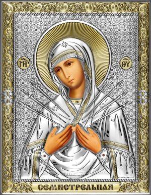купить Семистрельная икона Божией Матери