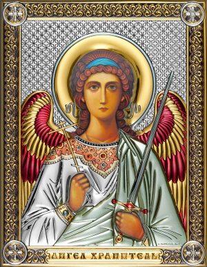 купить икону святой Ангел Хранитель