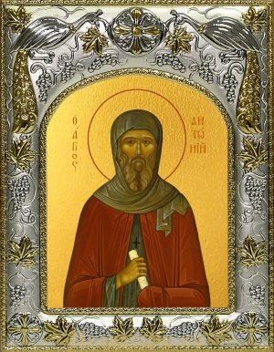 Икона Антоний Великий преподобный