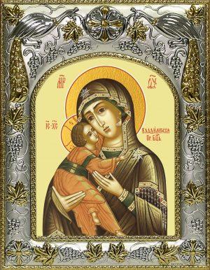 купить икону Божьей Матери Владимирская